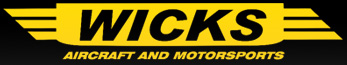 wicks aircraft supply logo